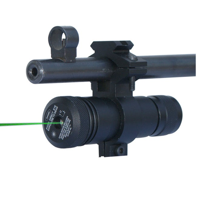 NcStar Green Laser with Universal Barrel Mount