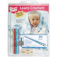 Susan Bates Learn Crochet Kit