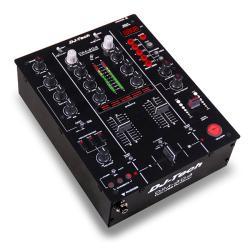 DJ tech Pro 2 CH7 USB Input Twin DJ Mixer - Thumbnail 2