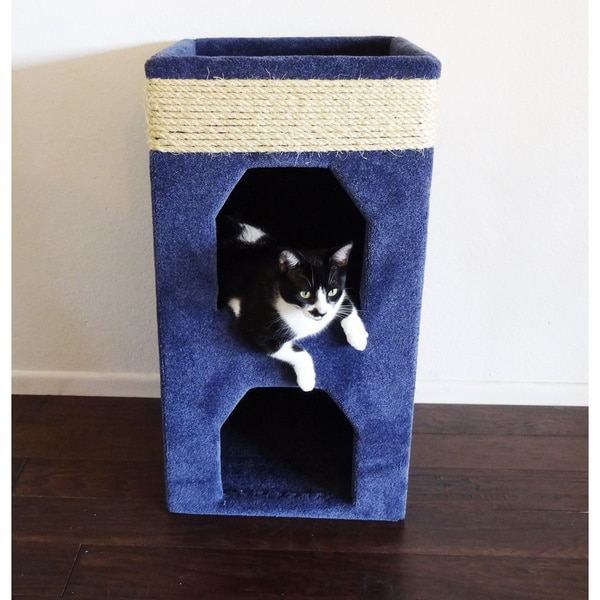 New Cat Condos Double Cat Tower