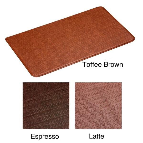 Imprint Cobblestone Anti-fatigue Comfort Mat (2'2 x 4')
