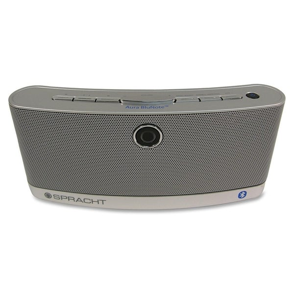 Aura BluNote Portable Wireless Stereo Speaker