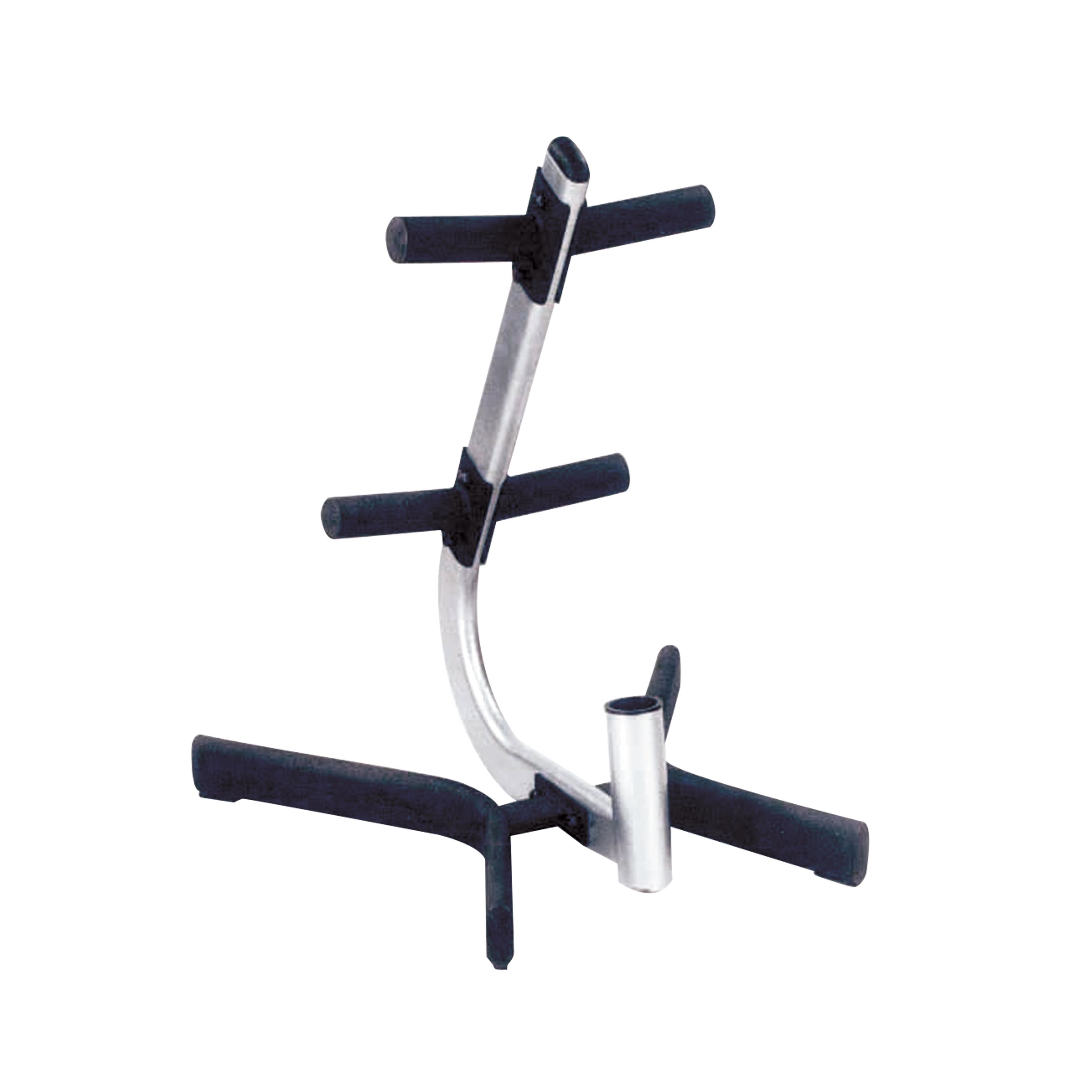 CAP Barbell 2-inch Plate and Bar Storage Rack