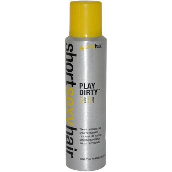 Sexy Hair Play Dirty 4.8-ounce Texturizing Hair Spray