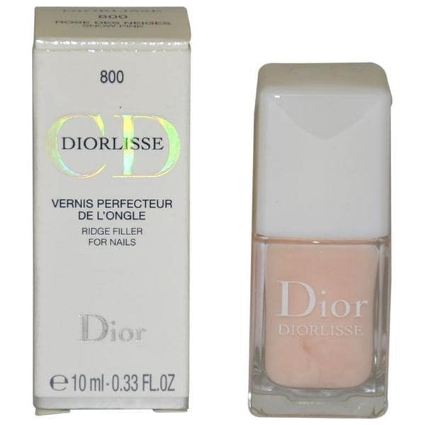 Christian Dior 'Diorlisse' #800 Snow Pink 0.33-ounce Ridge Filler For Nails