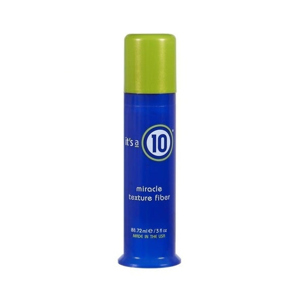 It's a 10 Miracle Texture Fiber 3-ounce Texturizer