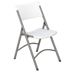 NPS Lightweight Folding Chairs (Pack of 8)