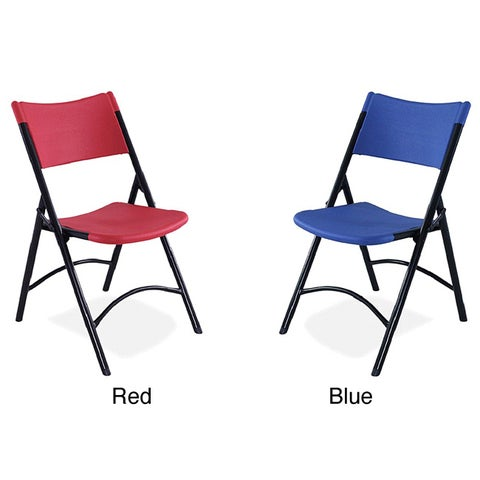 NPS Lightweight Folding Chairs (Case of 24)