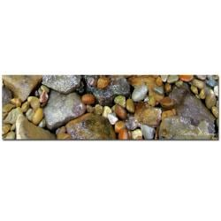 Kathie McCurdy 'Rocks' Canvas Art
