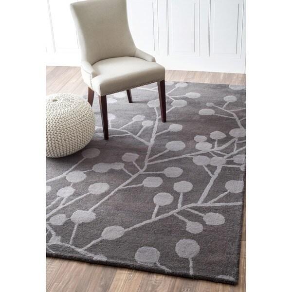 nuLOOM Handmade Marrakesh Wool Rug (7'6 x 9'6)