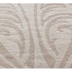 nuLOOM Handmade Marrakesh Damask Wool Rug (5' x 8') - Thumbnail 2