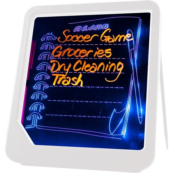 Trademark Home LED Writing Menu Message Board