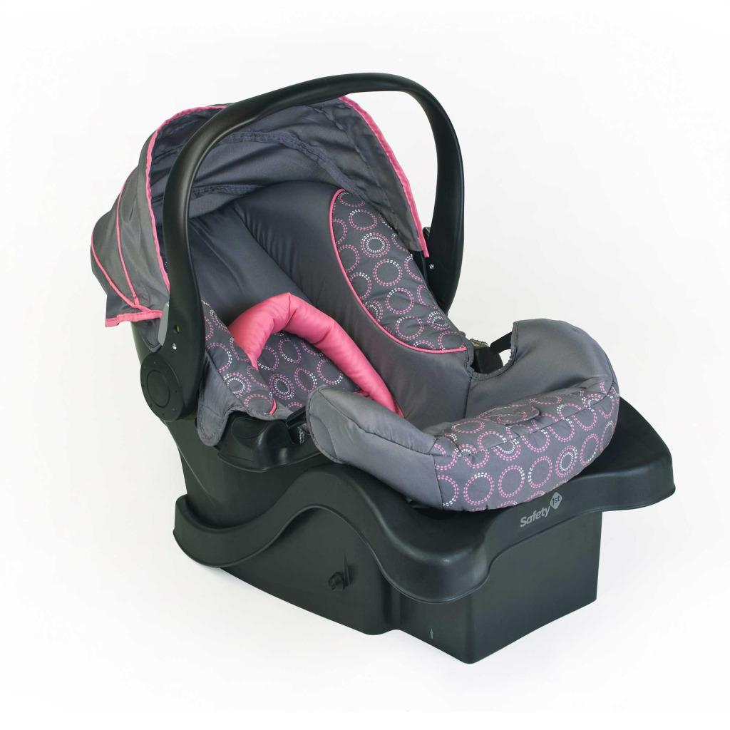 Safety 1st onBoard Infant Car Seat in Orion Pink - Thumbnail 0