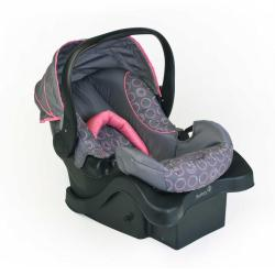 safety 1st onboard infant car seat in orion pink free shipping today 13855745. Black Bedroom Furniture Sets. Home Design Ideas