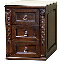 Ashby Marble Top Bathroom Vanity cabinet Bridge