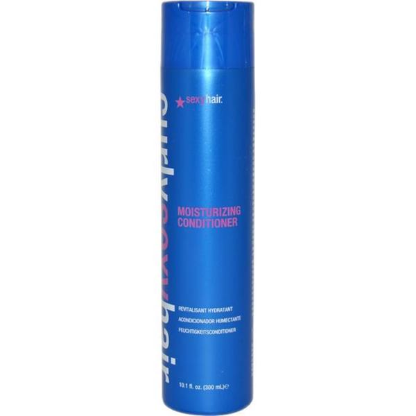 Sexy Hair Curly Sexy Hair 10.1-ounce Moisturizing Conditioner