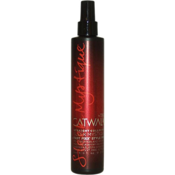 TIGI Catwalk Straight Collection Sleek Mystique Fast Fixx Style Prep 9.13-ounce
