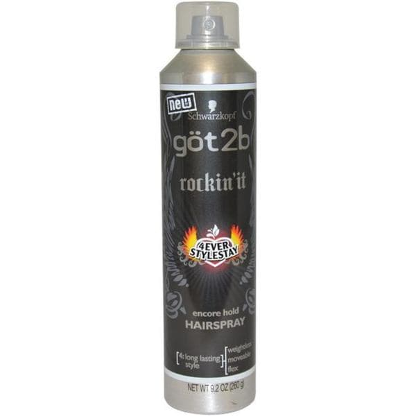 Got2b Rockin' It 4Ever Stylestay Encore Hold 9.2-ounce Hair Spray