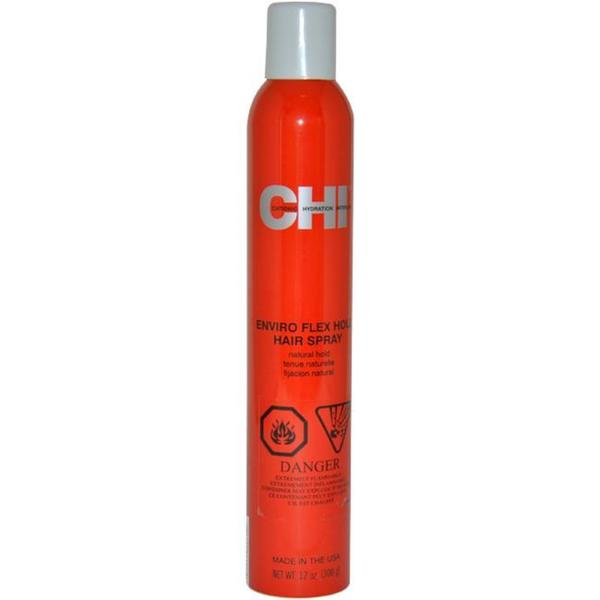 CHI Enviro Flex Hold Natural Hold 12-ounce Hair Spray