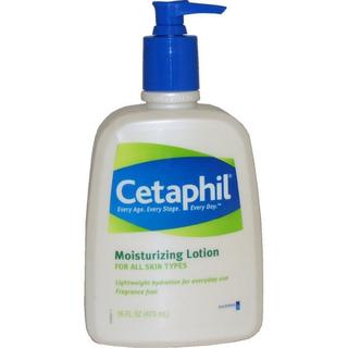 Cetaphil 16-ounce Moisturizing Lotion for all Skin Types