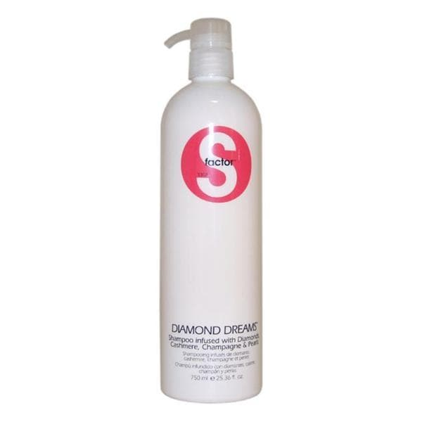 TIGI S-Factor Diamond Dreams 25.36-ounce Shampoo