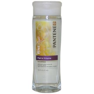 Pantene Pro-V Fine Hair Solutions Flat to Volume 12.6-ounce Shampoo