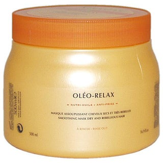 Kerastase Nutritive Oleo Relax Masque 16.7-ounce Hair Mask