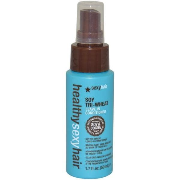 Sexy Hair Healthy Sexy Hair 1.7-ounce Soy and Cocoa Tri-Wheat Leave-In Conditioner