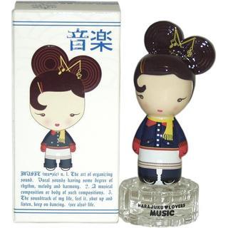 Gwen Stefani Harajuku Lovers Snow Bunnies Music Women's 0.33-ounce Eau de Toilette Mini Spray