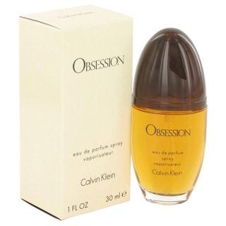 Calvin Klein Obsession Women's 1-ounce Eau de Parfum Spray