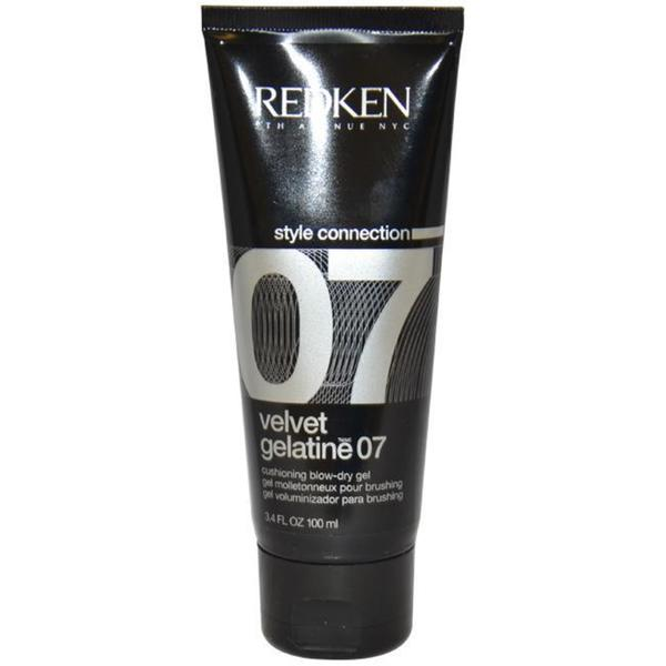 Redken Velvet Gelatine 07 3.4-ounce Blow-dry Gel