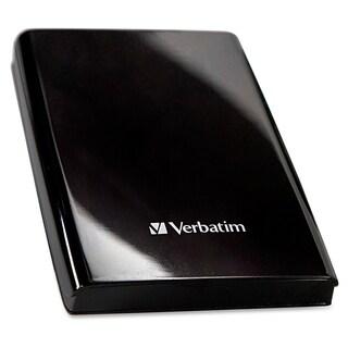 Verbatim 1TB Store 'n' Go Portable Hard Drive, USB 3.0 - Diamond Blac