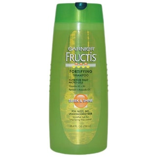 Garnier Fructis Sleek and Shine 25.4-ounce Fortifying Shampoo