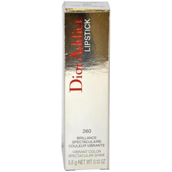 Dior Addict High Impact Weightless #260 Rose Deshabille Lipstick