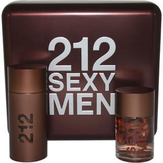 Carolina Herrera 212 Sexy Men's 2-piece Fragrance Gift Set