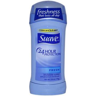 Suave 2.6-ounce Fresh Invisible Solid Anti-perspirant Deodorant|https://ak1.ostkcdn.com/images/products/6211287/P13857557.jpg?impolicy=medium