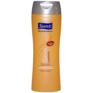 Suave Professionals 14.5-ounce Sleek Shampoo