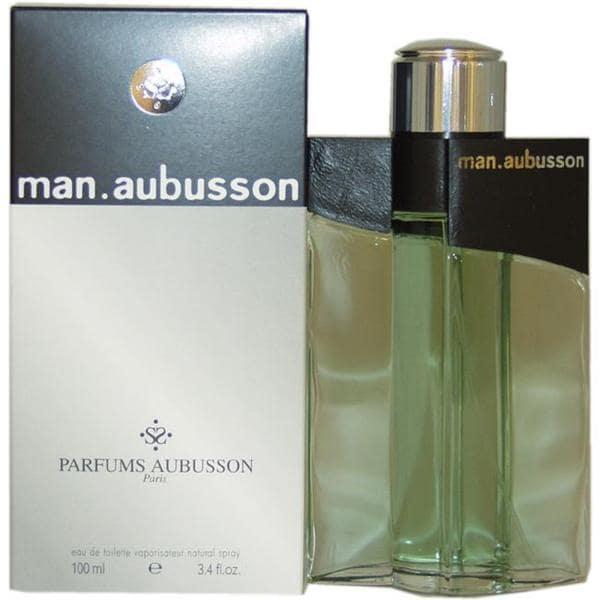 Man.Aubusson Men's 3.4-ounce Eau de Toilette Spray