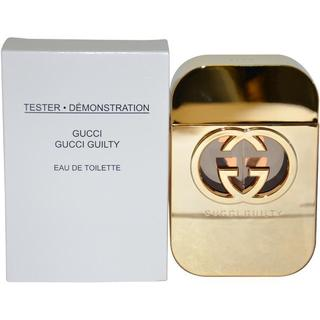 Gucci Guilty Women's 2.5-ounce Eau de Toilette Spray (Tester)