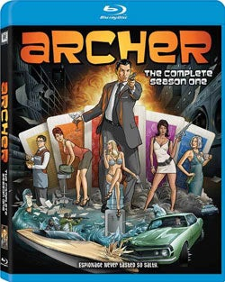 Archer: Season 1 (Blu-ray Disc)