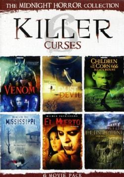 The Midnight Horror Collection: Killer Curses (DVD)