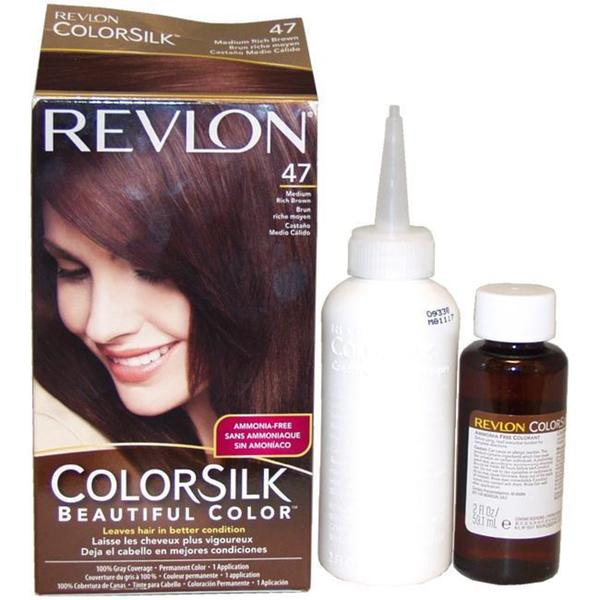 Revlon Colorsilk Medium Rich Brown 47 Hair Color Free Shipping On Orders Over 45 6211922