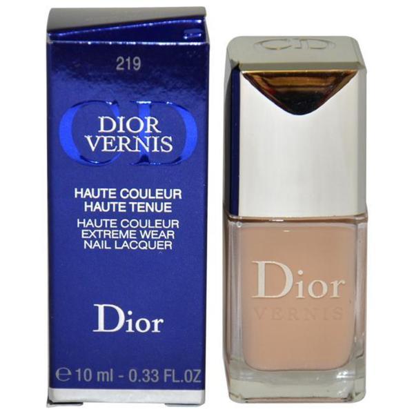 Christian Dior Dior Vernis #219 Safari Beige 0.33-ounce Nail Polish