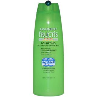 Garnier Fructis Daily Care Fortifying 13-ounce Shampoo + Conditioner for Normal Hair