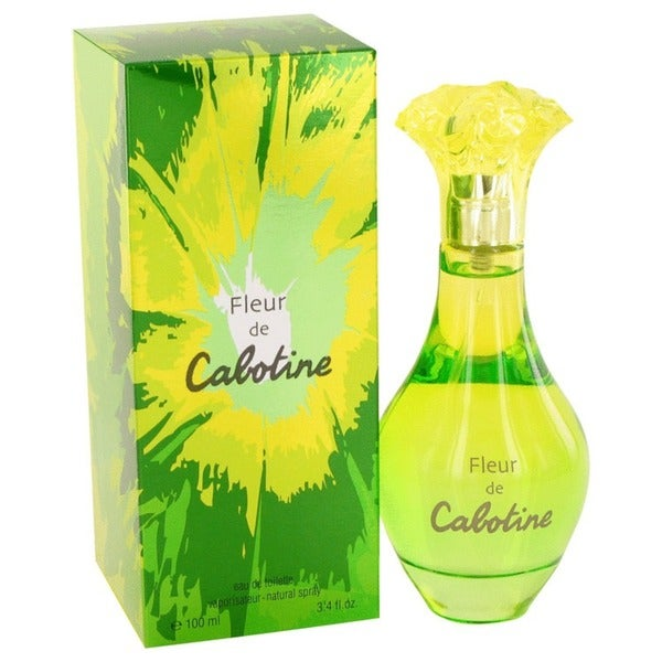 Parfums Gres Fleur de Cabotine Women's 3.4-ounce Eau de Toilette Spray