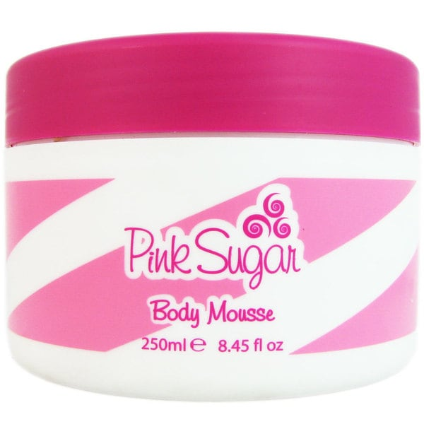 f7f3482730498 Aquolina Pink Sugar 8.45-ounce Body Mousse