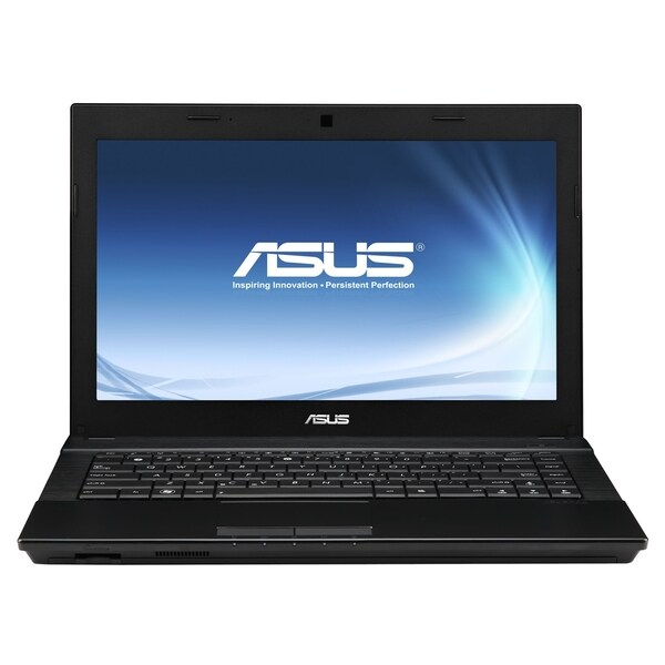 "Asus P43E-XH51 14"" LCD Notebook - Intel Core i5 (2nd Gen) i5-2430M Du"