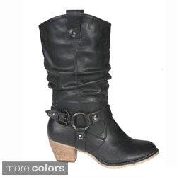 Story Women's 'Wild' Cowboy Boots