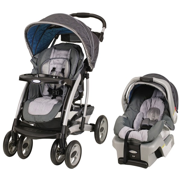 Graco Quattro Tour Reverse Travel System in Pictor with $25 Rebate