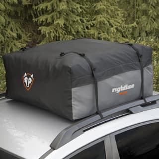 Rightline Gear Black/Gray Waterproof Sport 1 Car Top Carrier|https://ak1.ostkcdn.com/images/products/6212756/P13858741.jpg?impolicy=medium